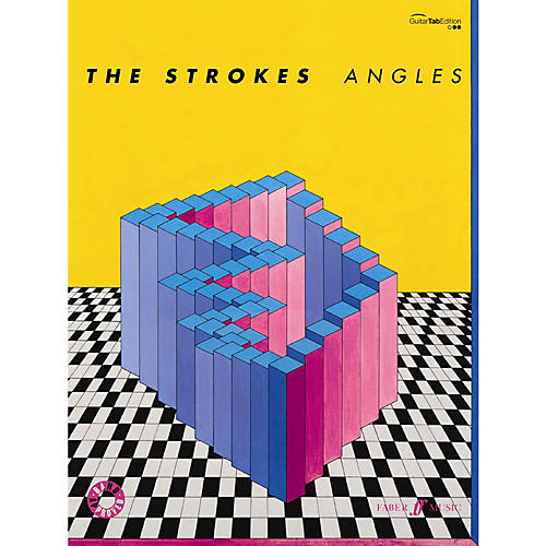 Alfred The Strokes Angles Guitar TAB Book-thumbnail
