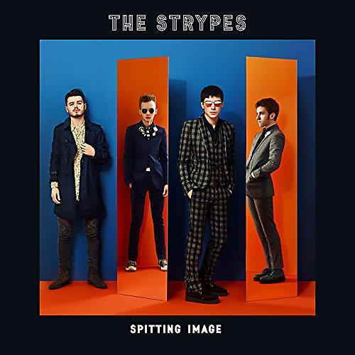 Alliance The Strypes - Spitting Image