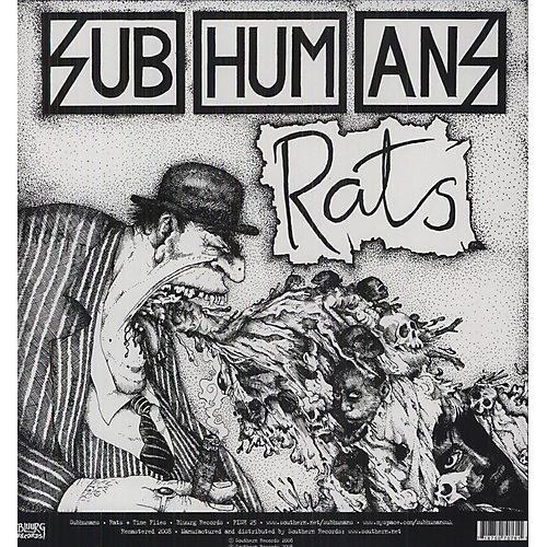 Alliance The Subhumans - Time Flies & Rats