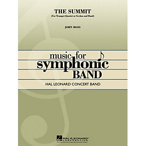 Hal Leonard The Summit Trumpet Quartet or Section with Band Concert Band ... by Hal Leonard