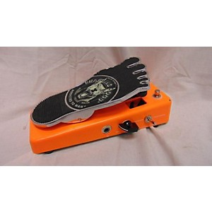 Pre-owned Snarling Dogs The Super Bawl Fire 2 Alarm Wah Effect Pedal by Snarling Dogs