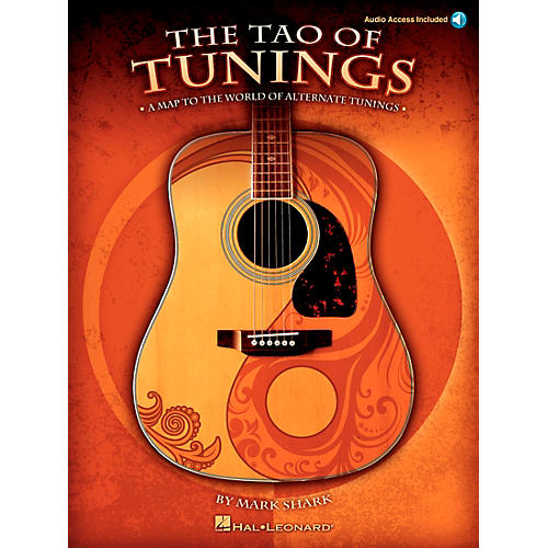 Hal Leonard The Tao of Tunings - A Map to the World of Alternate Tunings (Book/CD)-thumbnail