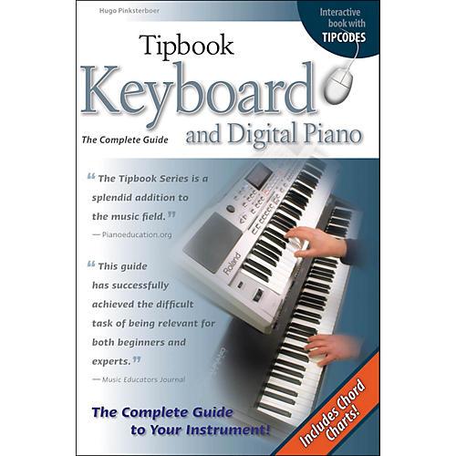 Hal Leonard The Tipbook Series - Keyboard & Digital Piano-thumbnail