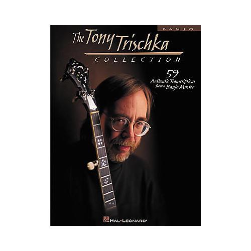 Hal Leonard The Tony Trischka Collection Banjo Tab Book