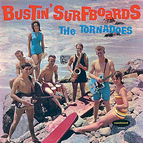 Alliance The Tornadoes - Bustin Surfboards