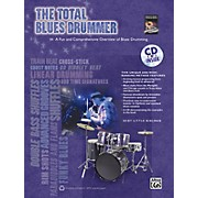 The Total Blues Drummer  Book/CD