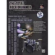 The Total Rock Drummer Book/CD