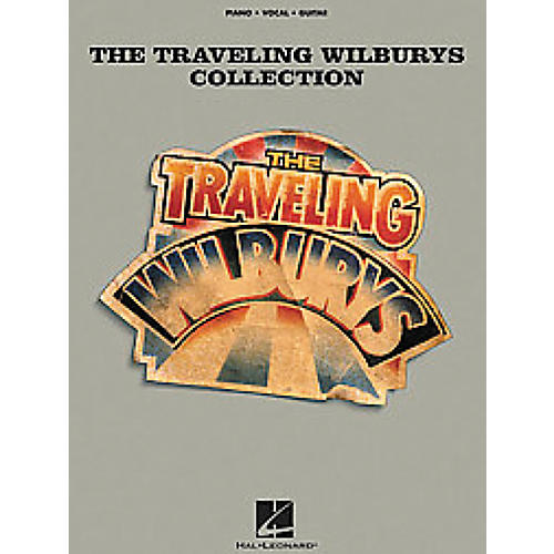 Hal Leonard The Traveling Wilburys Collection arranged for piano, vocal, and guitar (P/V/G)-thumbnail