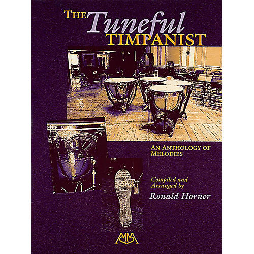 Meredith Music The Tuneful Timpanist - An Anthology of Melodies-thumbnail
