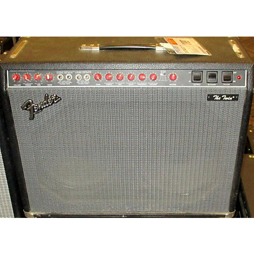 Fender The Twin Tube Guitar Combo Amp-thumbnail