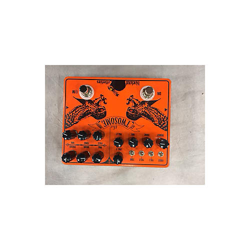 Blackout Effectors The Twosome Effect Pedal