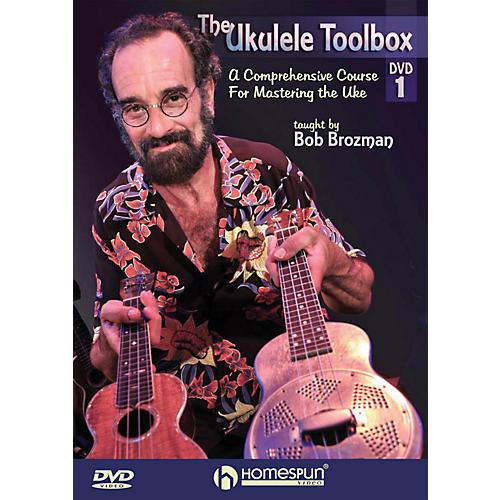 Homespun The Ukulele Toolbox DVD 1