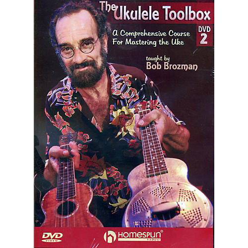 Homespun The Ukulele Toolbox DVD 2