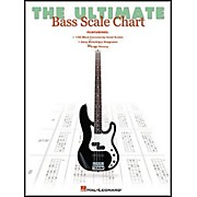 The Ultimate Bass Scale Chart Book
