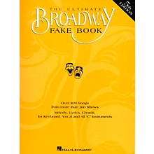 Hal Leonard The Ultimate Broadway Fake Book