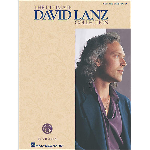 Hal Leonard The Ultimate David Lanz Collection for Easy Piano-thumbnail