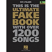 Hal Leonard The Ultimate Fake Book with Over 1200 Songs E Flat Instruments Fourth Edition