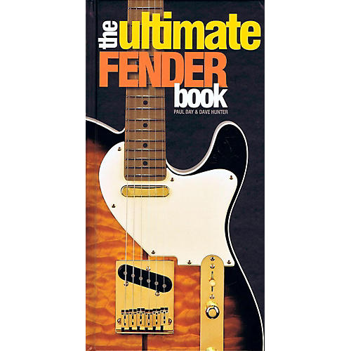 Hal Leonard The Ultimate Fender Book-thumbnail
