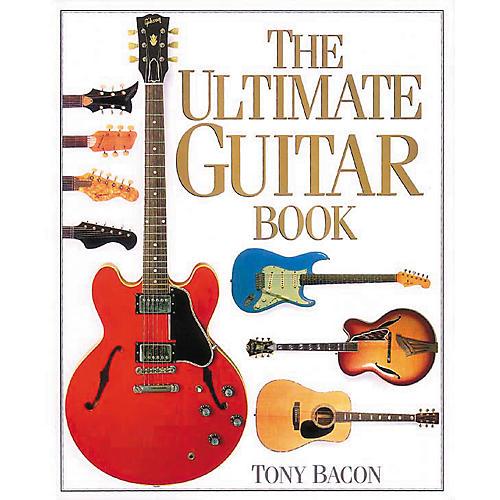 Hal Leonard The Ultimate Guitar Book
