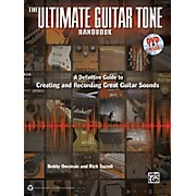 Alfred The Ultimate Guitar Tone Handbook Book/DVD