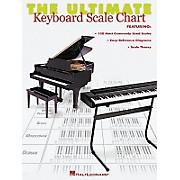 Hal Leonard The Ultimate Keyboard Scale Chart Book