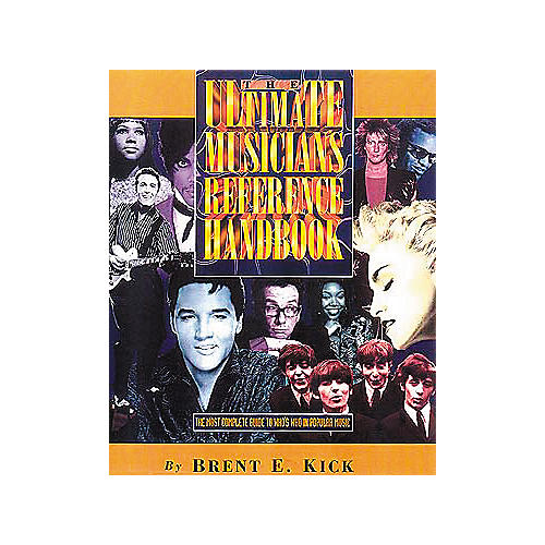 Centerstream Publishing The Ultimate Musicians Reference Handbook Book