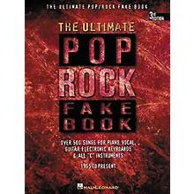 Hal Leonard The Ultimate Pop Rock Fake Book