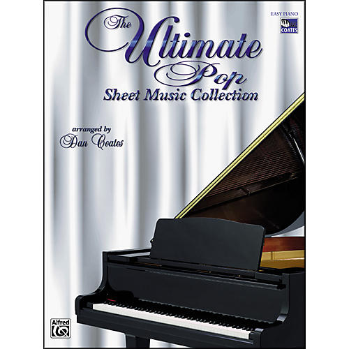 Alfred The Ultimate Pop Sheet Music Collection Easy Piano-thumbnail