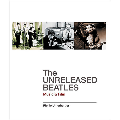 Backbeat Books The Unreleased Beatles Book-thumbnail