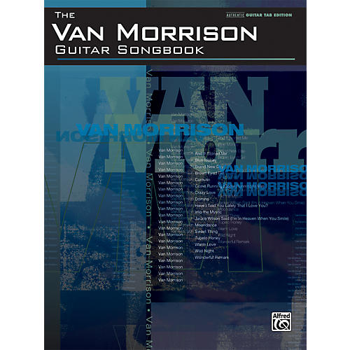 Alfred The Van Morrison Guitar Songbook