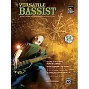 Alfred The Versatile Bassist Book & CD