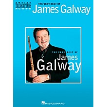 Hal Leonard The Very Best Of James Galway Flute Transcriptions
