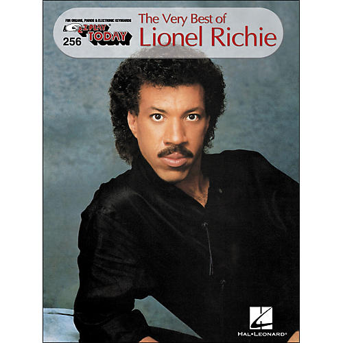 Hal Leonard The Very Best Of Lionel Richie E-Z Play 256-thumbnail