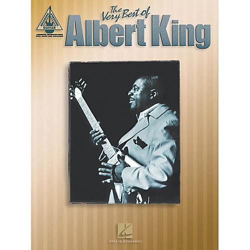 Hal Leonard The Very Best of Albert King Guitar Tab Songbook-thumbnail