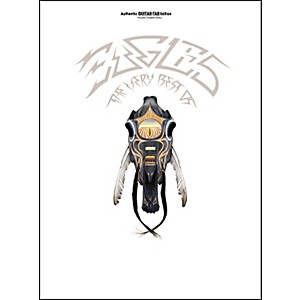 Alfred The Very Best of Eagles Guitar Tab Songbook by Alfred