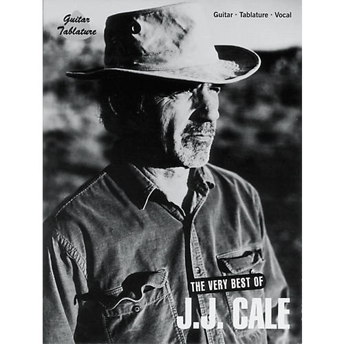 Alfred The Very Best of J.J. Cale Book-thumbnail
