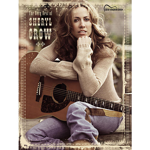 Alfred The Very Best of Sheryl Crow Guitar Tab Songbook-thumbnail