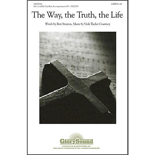 Hal Leonard The Way The Truth, The Life SATB-thumbnail