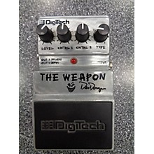 Digitech The Weapon Dan Donegan Effect Pedal