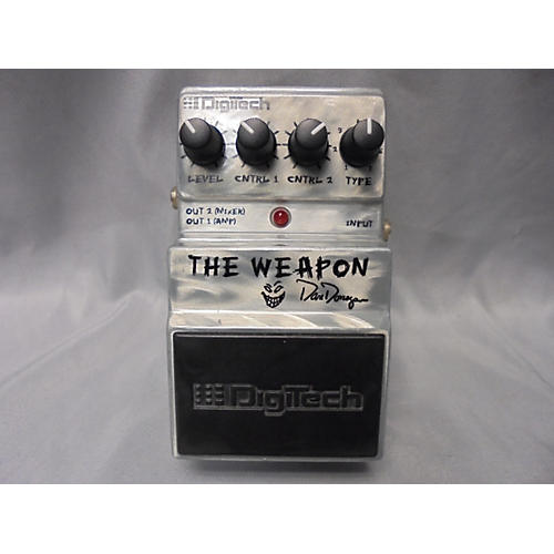 Digitech The Weapon Effect Pedal