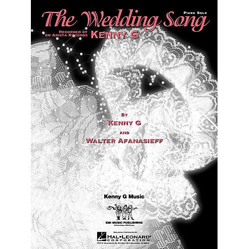 Hal Leonard The Wedding Song-thumbnail