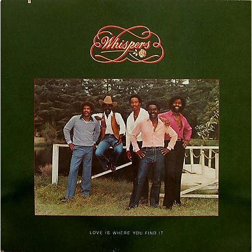 Alliance The Whispers - Love Is Where You Find It