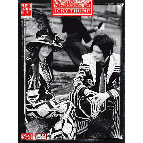 Cherry Lane The White Stripes - Icky Thump Guitar Tab Songbook-thumbnail