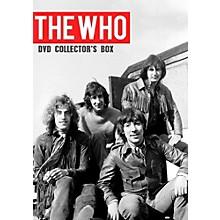 Hal Leonard The Who - Collector's Box 2 DVD Set