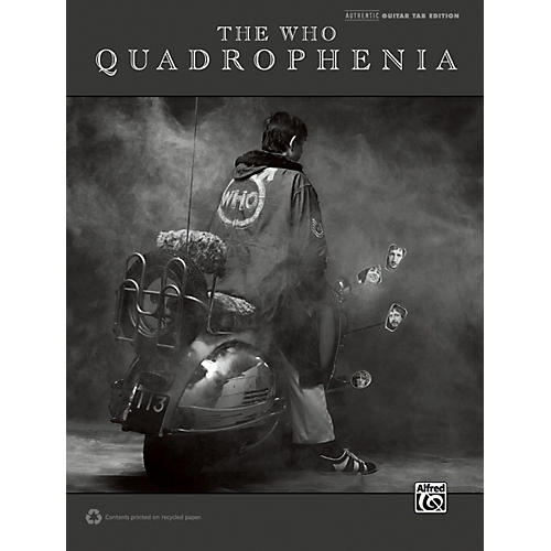Alfred The Who: Quadrophenia Guitar TAB Book-thumbnail