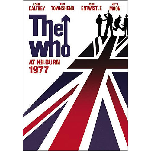 Image Entertainment The Who at Kilburn 1977 (2) DVD Set-thumbnail