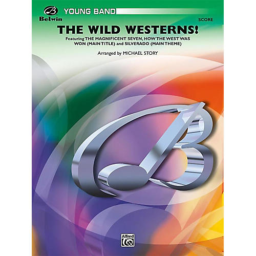 BELWIN The Wild Westerns! Grade 2 (Easy)-thumbnail