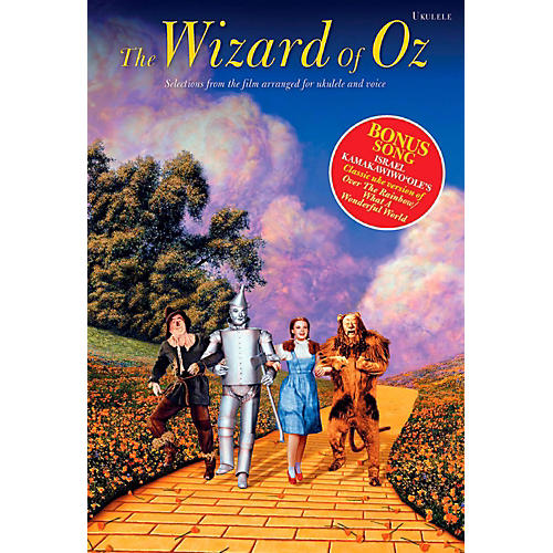 Music Sales The Wizard Of Oz - Ukulele