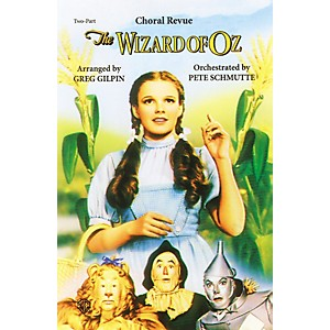 Alfred The Wizard of Oz Choral Revue 2 Part Choral Octavo by Alfred