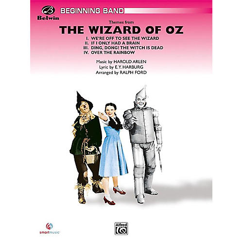 Alfred The Wizard of Oz Grade 1 (Very Easy)-thumbnail